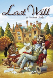 Last Will Box Cover