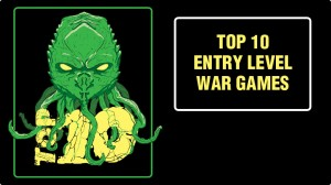 Top Ten Beginner War Games