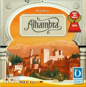 Alhambra Box Cover