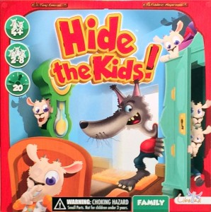 Hide the Kids Box Cover