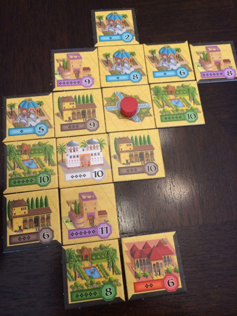 How To Play Alhambra