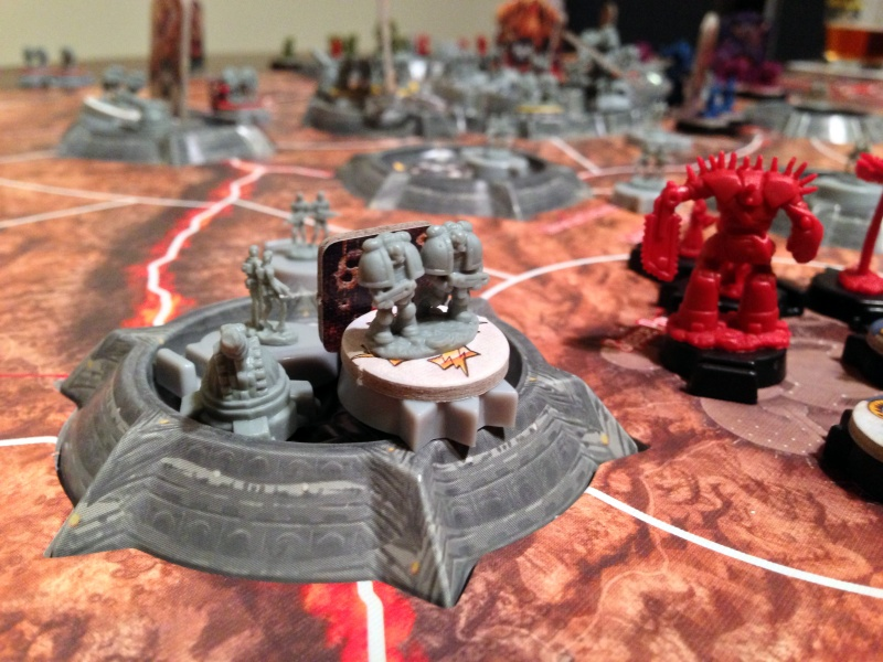 Horus Heresy Game Experience