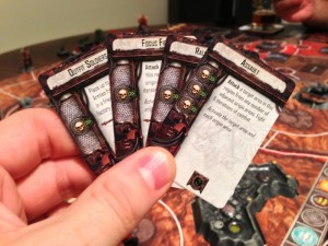 Horus Heresy Action Cards