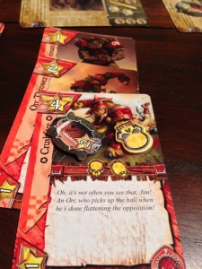 Blood Bowl: Team Manager Tokens