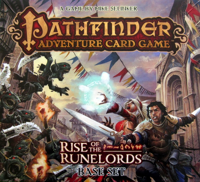 Pathfinder Adventure Card Game Review | Board Game Quest