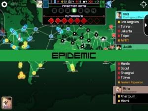 Pandemic Epidemic Screen