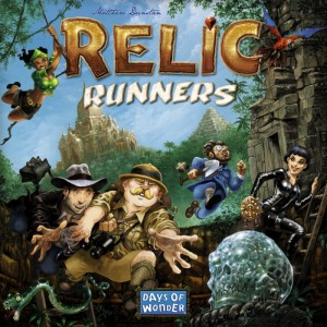 Relic Runners Box