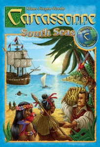 Carcassone: South Seas Box