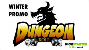 Dungeon Roll Winter Promo Pack