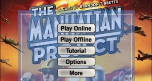 The Manhattan Project iPad