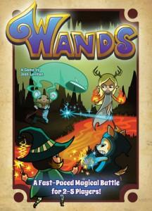 Wands Box