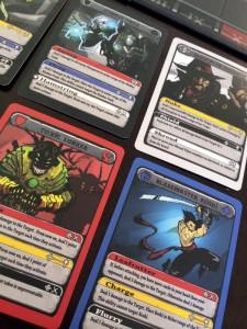 Titans Tactics Cards