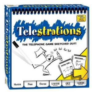 telestrations game how to play