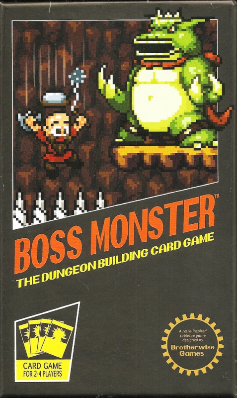 Boss Monster Review Board Game Quest