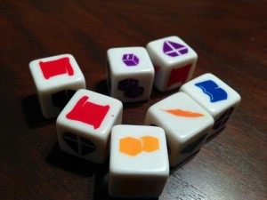 Scrips and Scribes: The Dice Game