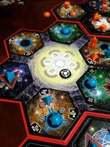 Hegemonic Galactic Core