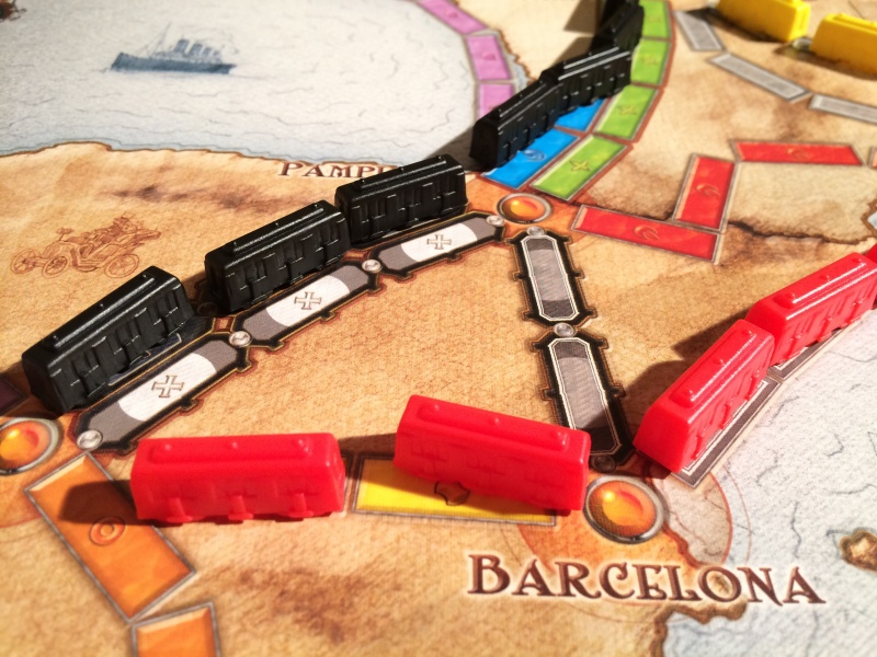 Ticket to Ride Game Experience