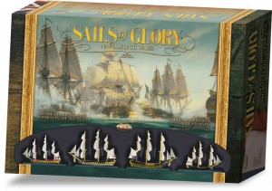 Sails of Glory Box