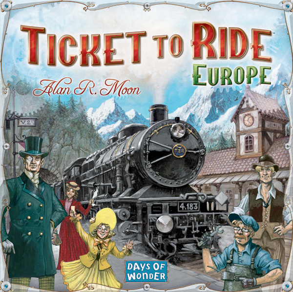 Ticket to Ride Board Game: A Complete Purchasing Guide - IGN