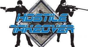 Hostile Takeover Logo