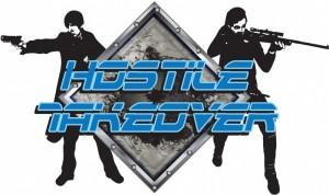 Hostile Takeover Logo