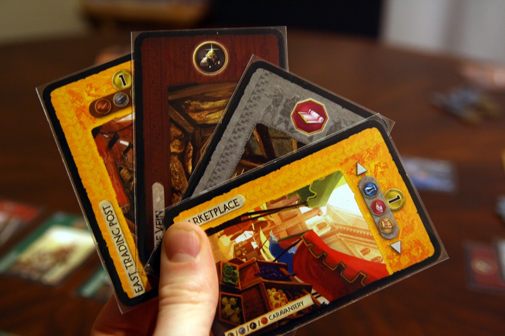 7 Wonders Review | Board Game Quest