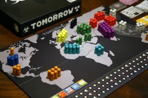 Tomorrow Game Board