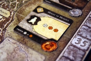 Lords of Waterdeep Building