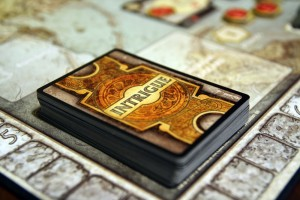 Lords of Waterdeep Intrigue Cards
