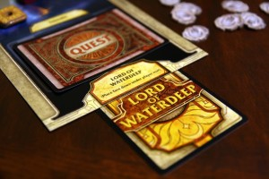 Lords of Waterdeep Lord Card