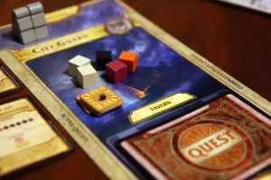 Lords of Waterdeep Player Board