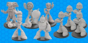 Mega Man Minis