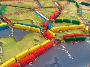 Ticket to Ride: Nederland Routes