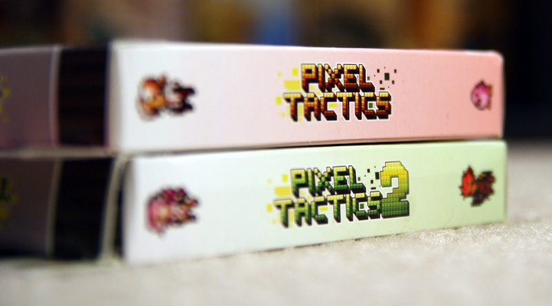 Pixel Tactics Boxes