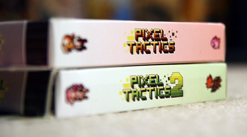 Pixel Tactics Boxes