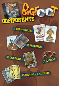 Bigfoot-Contents