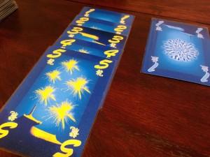 Hanabi Yellow Cards