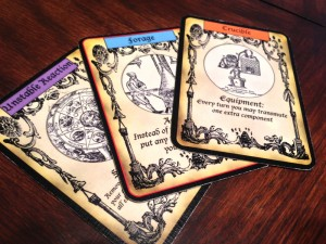 Alchemy Card Game