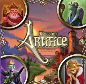Kings of Artifice Box Cover