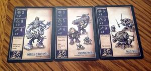 oddball Aeronauts cards