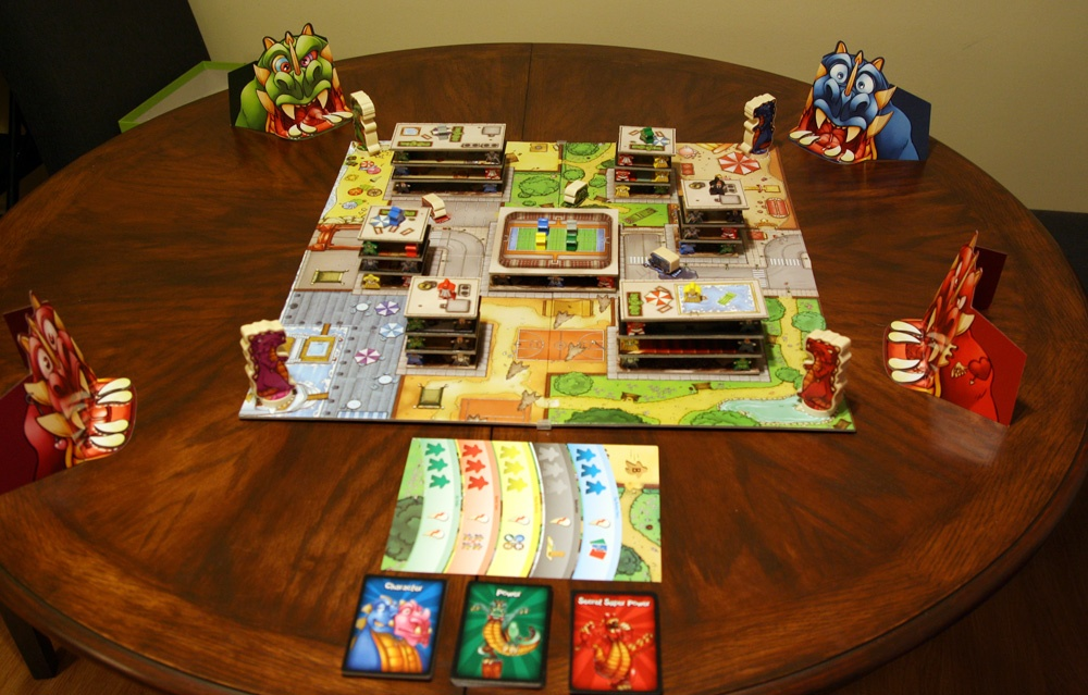 Rampage Review | Board Game Quest