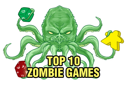 Top Ten Zombie Games
