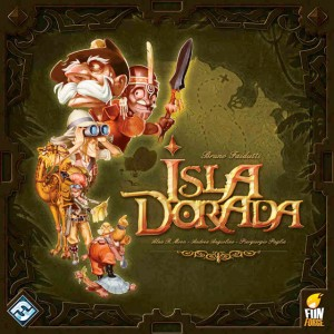 Isla Dorada Box Cover