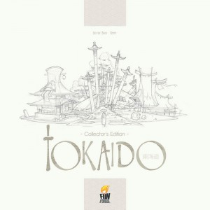 Tokaido New Cover