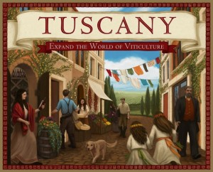 Tuscany Expansion