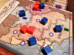 Tuscany Area Control