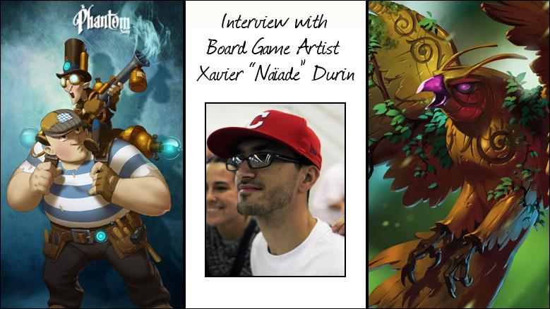 Xavier Durin Interview