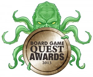 Board Game Quest Awards 2013