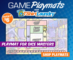 Dice Masters Play Mat