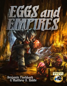 Eggs and Empires Kickstarter